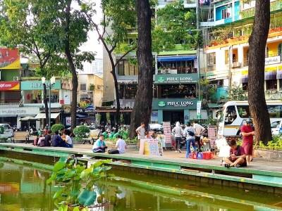 タートルレイク_3区_ホーチミン_Turtle Lake_Dist3_HCMC_Vietnam