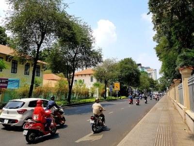 Le Qui Don_Dist3_HCMC_Vietnam_3区_ホーチミン_