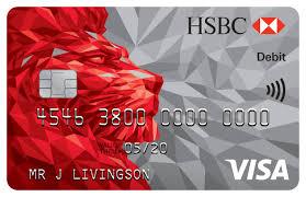 HSBC Vietnam Debitcard