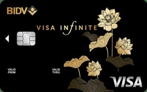 Vietnam-BIDV-Credit Card-Visa-infinite