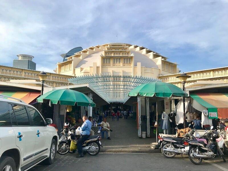 Phnompenh_Central Market