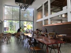 カフェ「Brown Coffee Siem Reap」