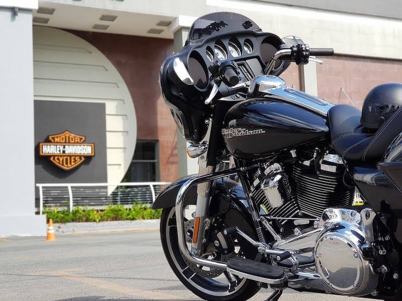 Harley Davidson PMH