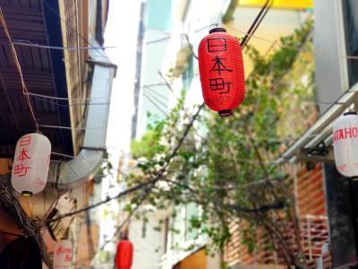 Le Thanh Ton_D1-HCMC-日本人街-レタントン-1区-ホーチチン-ベトナム