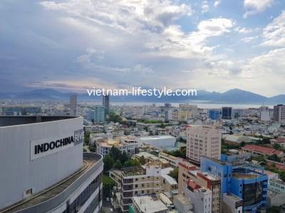 ベトナム_ダナン_インドシナ リバーサイド タワー_Vietnam_Danang_Indochina Riverside Tower-View
