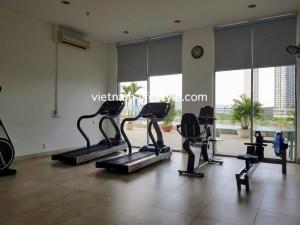 ベトナム_ダナン_インドシナ リバーサイド タワー_Vietnam_Danang_Indochina Riverside Tower-Gym