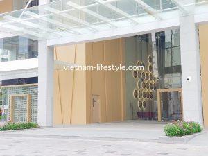 ベトナム_ホーチミン_7区_フーミーフン_Midtown_Vietnam_hochiminh-DIst7-Phu My hung_Midtown_Entrance (1)