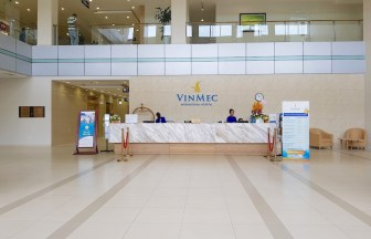 ベトナム_ダナン_ビンメック国際病院_Vietnam_Danang_VINMEC International Hospital_Entrance