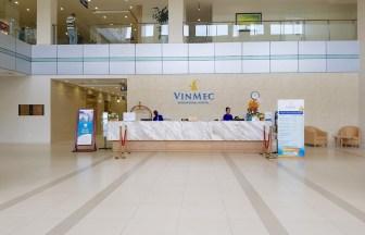 ベトナム_ダナン_ビンメック国際病院_Vietnam_Danang_VINMEC International Hospital_Entrance
