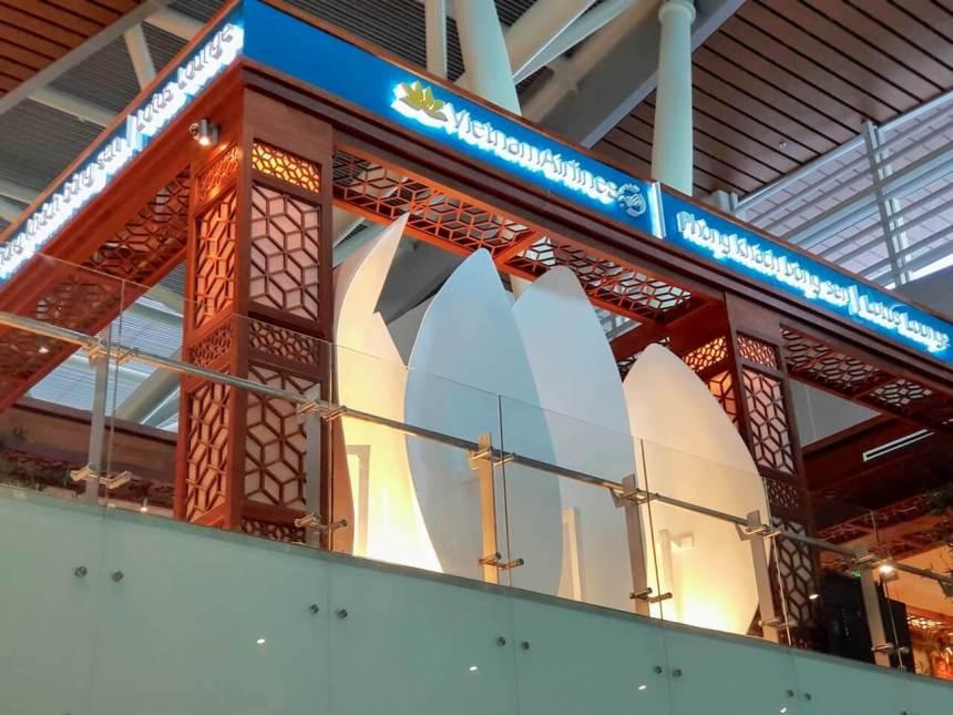 ベトナム_ダナン_ダナン国際航空_ロータスラウンジ_Vietnam_Danang_International Airport_Lotus Lounge 2 (1)