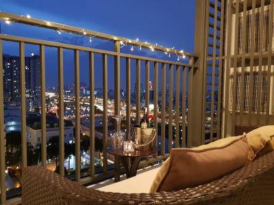 ベトナム_ホーチミン_4区_ベンバンドン_トレジャー_バルコニー_Vietnam_hochiminh-DIst4-benvandon_Tresor_balcony