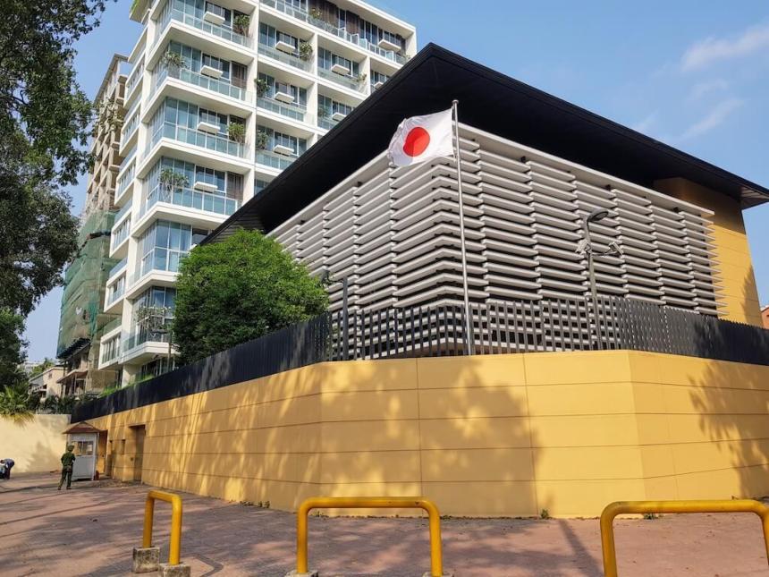 日本国総領事館_ホーチミン_ベトナム_Japan Consulate General_HCMC_Vietnam (1)