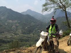 Short North-west Vietnam motorbike tour