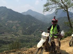 Short North-west Vietnam motorbike tour