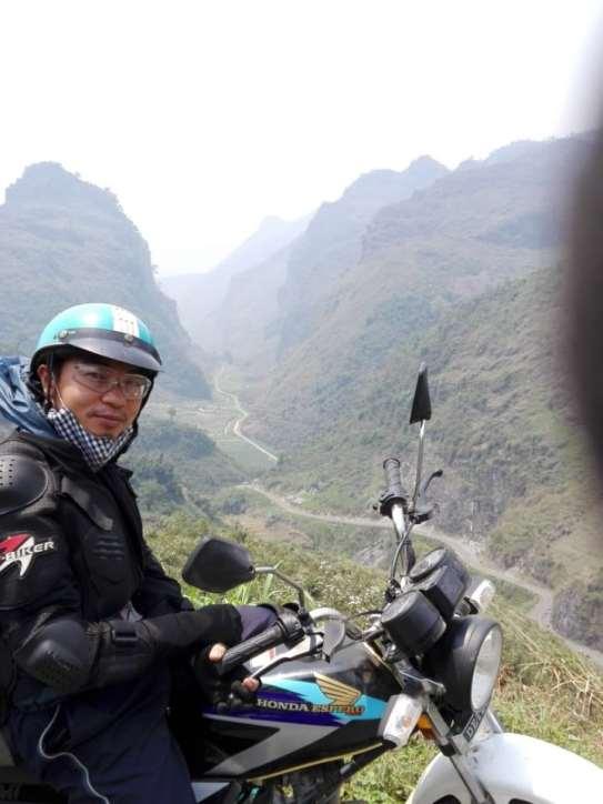 Motorbike Tours in Vietnam North West Pic24
