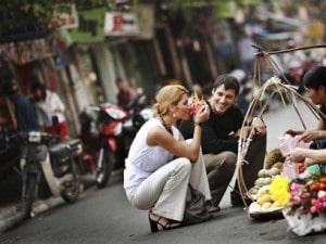 Hanoi Street 300x225 - HANOI OLD QUARTER