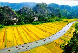 Tam Coc   Hoa Lu - TAM COC - BICH DONG