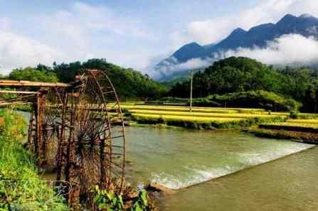 Motorbike Tours in Vietnam North West Pic20