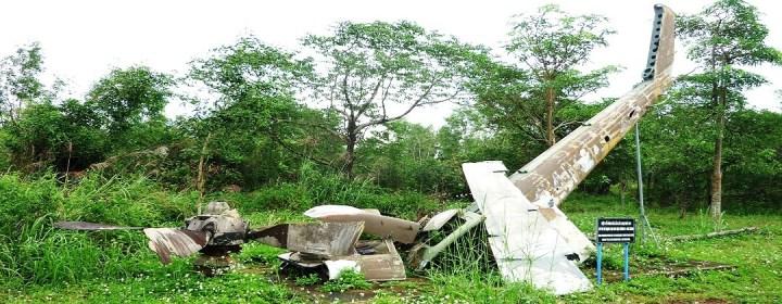 Khe Sanh, onderdeel van de voormalige Gedemilitariseerde Zone (DMZ) tussen Noord en Zuid Vietnam