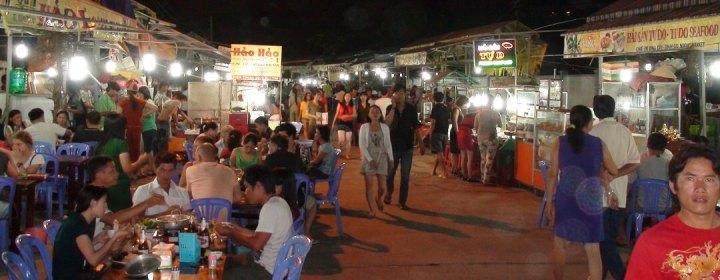 Night Market - Nha Trang, Vietnam