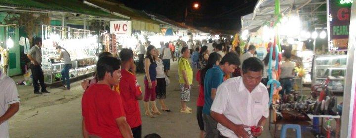 Night Market - Phu Quoc Island, Vietnam