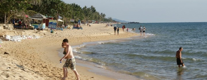 Strand Bai Truong - Phu Quoc Island, Vietnam