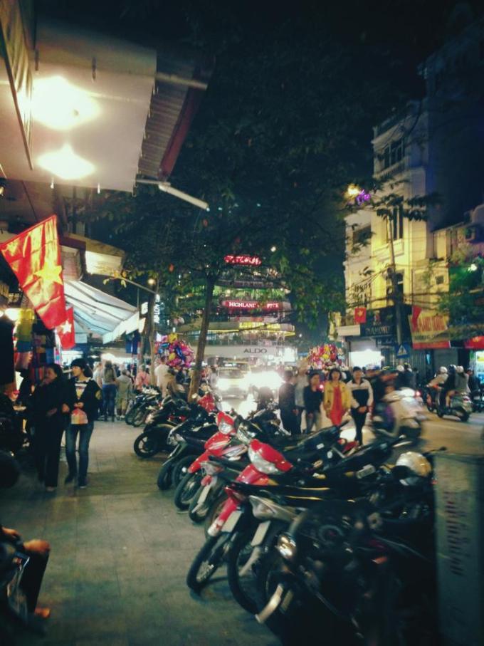 見ての通りバイクが生活の足 photo by チャオ