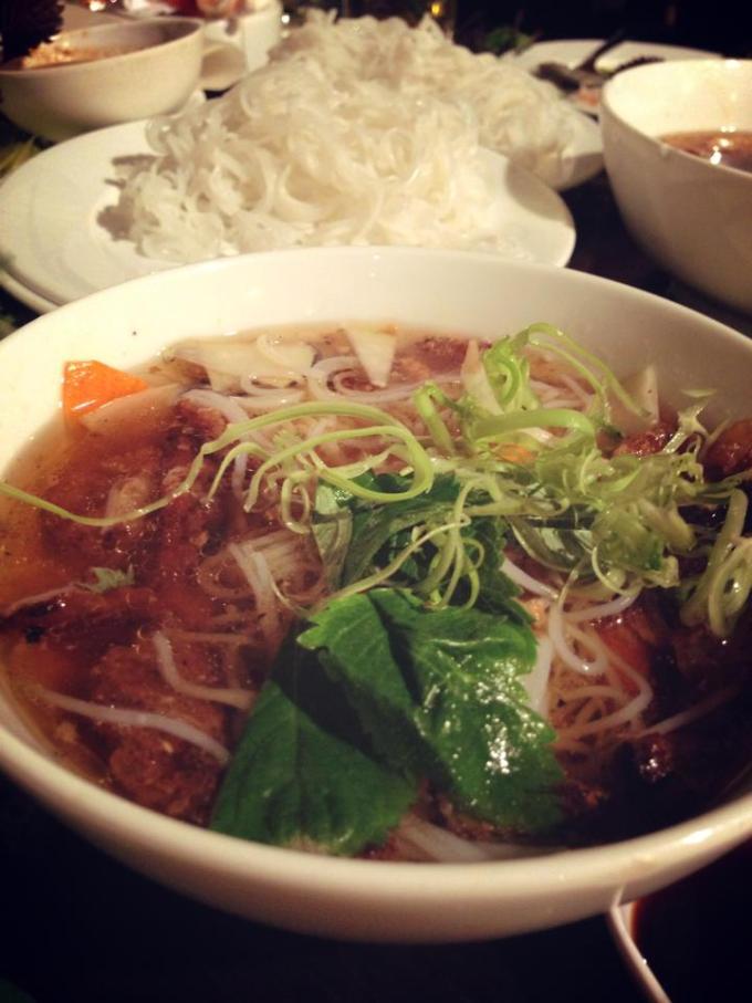 ベトナム料理フォーレシピ