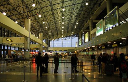ハノイ ノイバイ空港 ベトナム航空