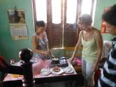 Cour de cuisine à Hoi An