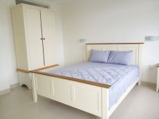 Спальня в апартаментах в районе Ан Вьен