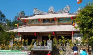 Главный храм Пагоды Long Son