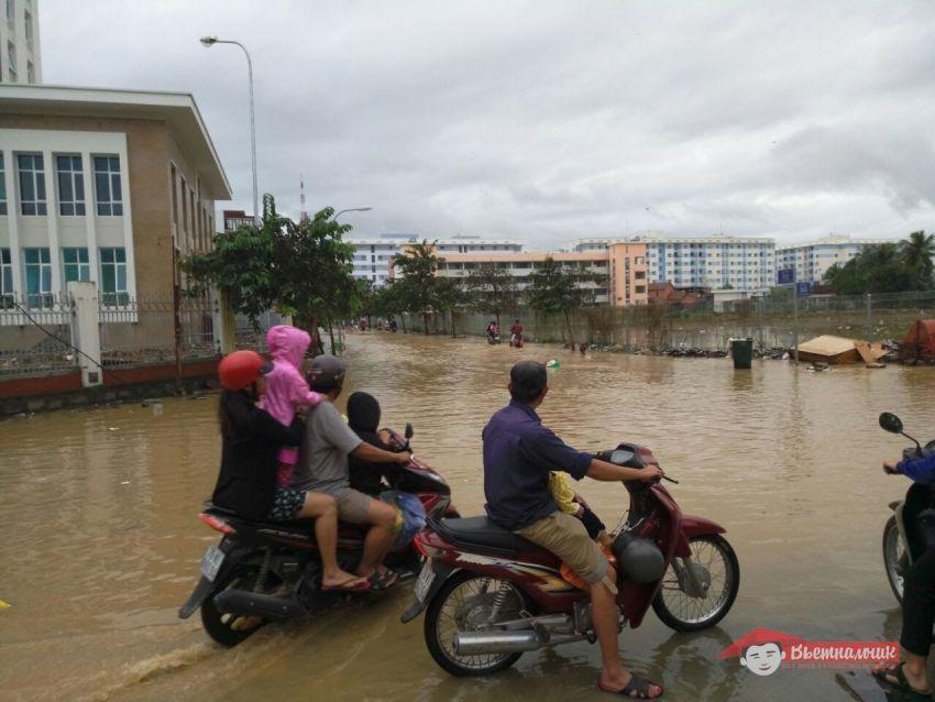 Сезон дождей во Вьетнаме: ожидания и суровая реальность
