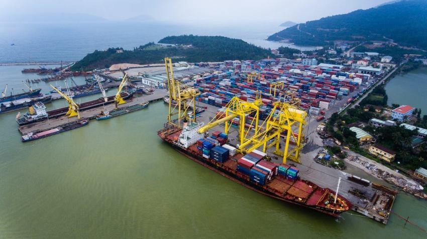 Порт во Вьетнаме