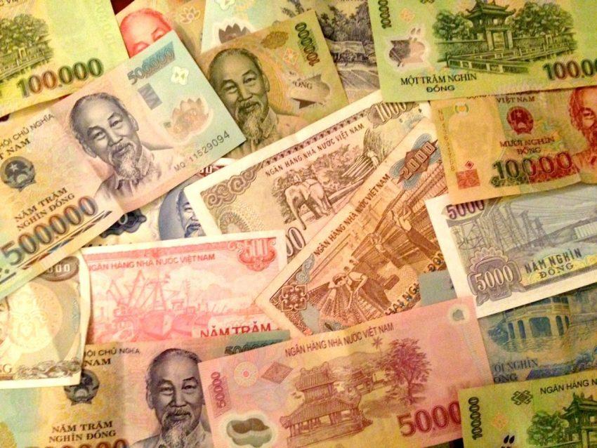 Вьетнамская валюта