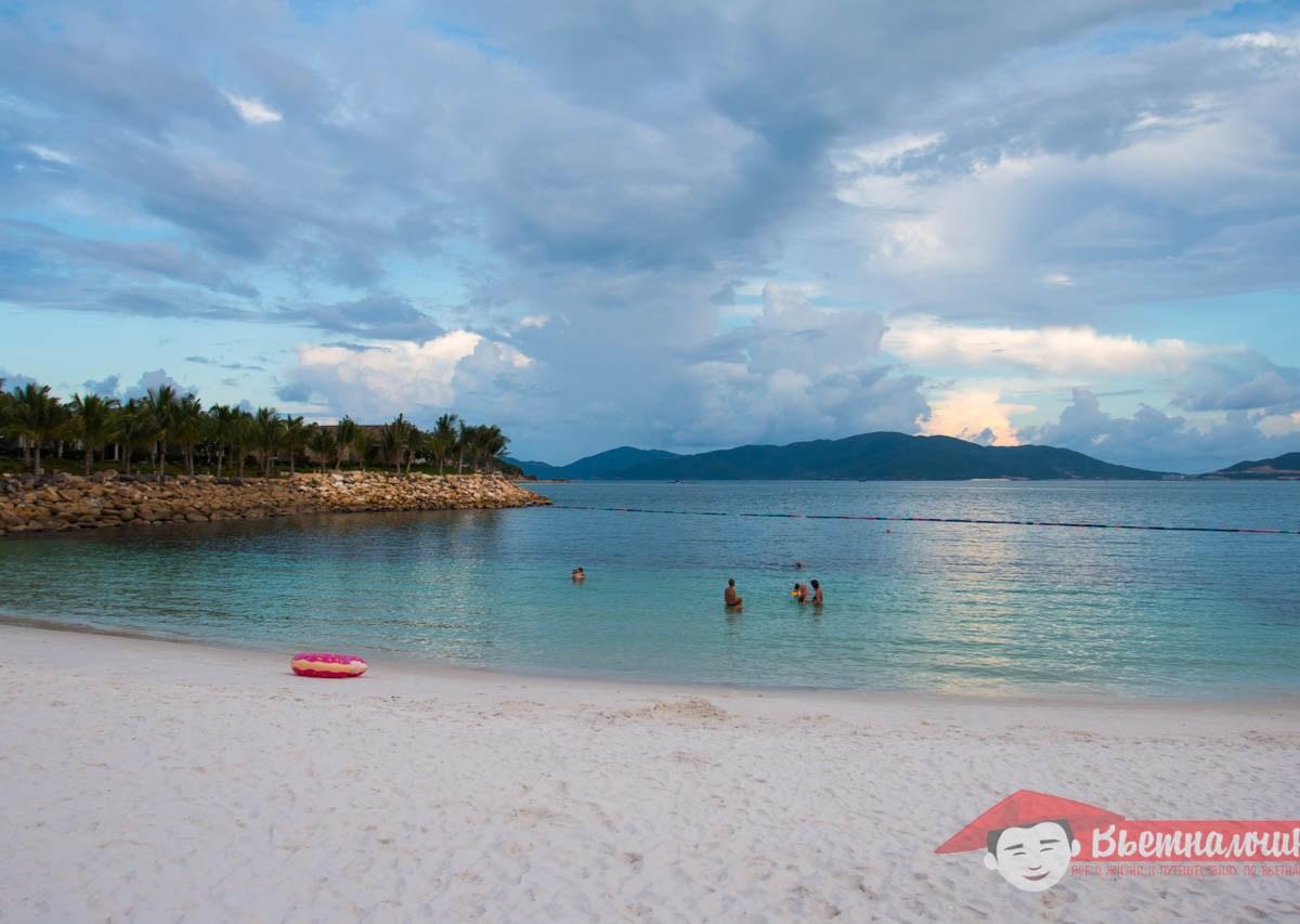 Отель Amiana Resort and Villas Nha Trang 5*
