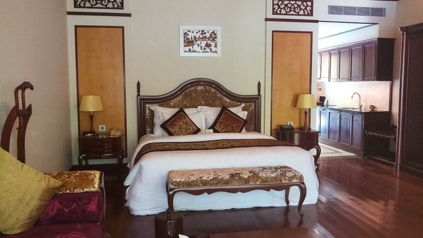 Номера в отеле Vinpearl Luxury Nha Trang