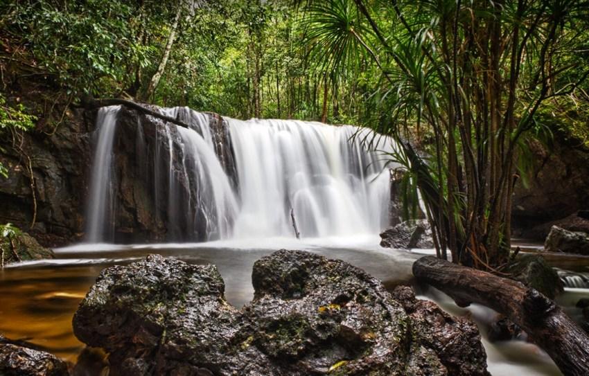 Водопад Трань