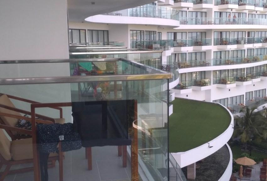 Личные балконы