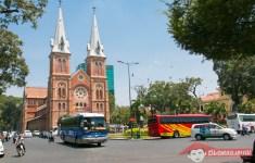 Notre-Dame Cathedral Saigon