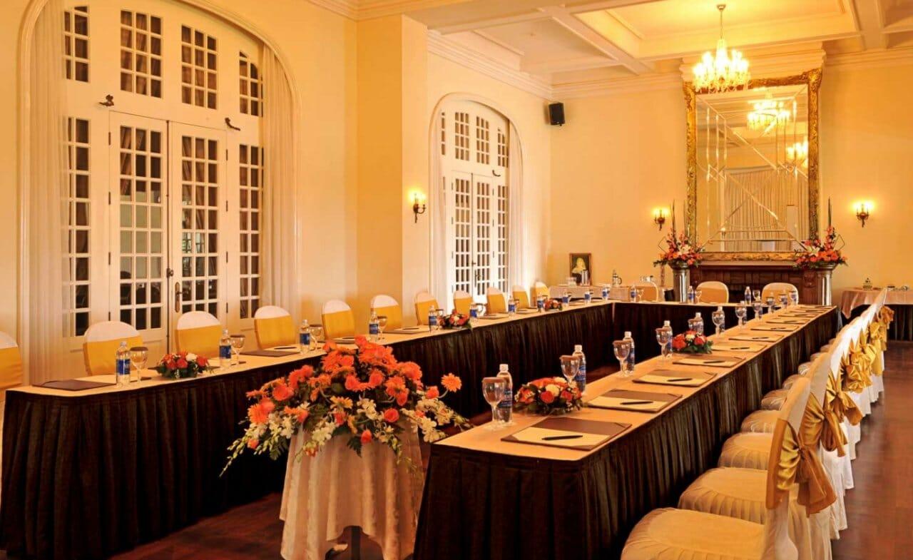 Конференц-зал, банкетный зал