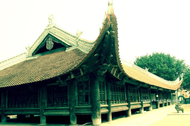dinh bang communal house, bac ninh