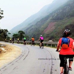 northeast vietnam mountain biking photo ha giang