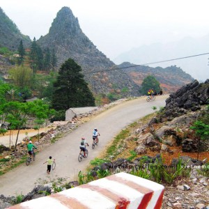 bike, cycle ha giang vietnam 3