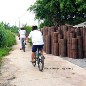 cycle, bike mekong delta vietnam 2