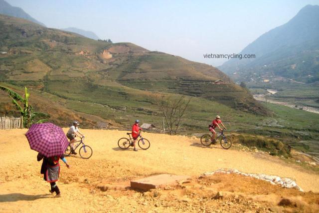 cycling bac ha