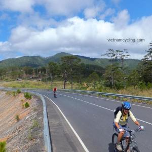 cycling da lat, mui ne