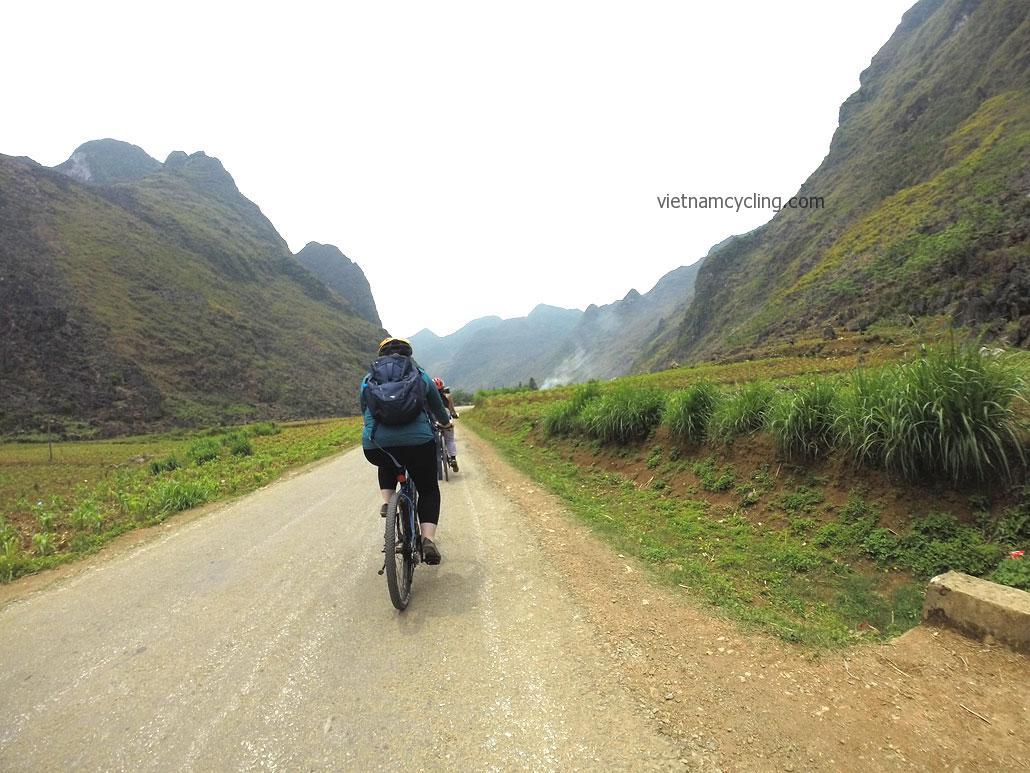 cycling ha giang