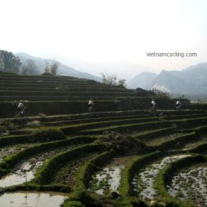 cycling sapa, vietnam