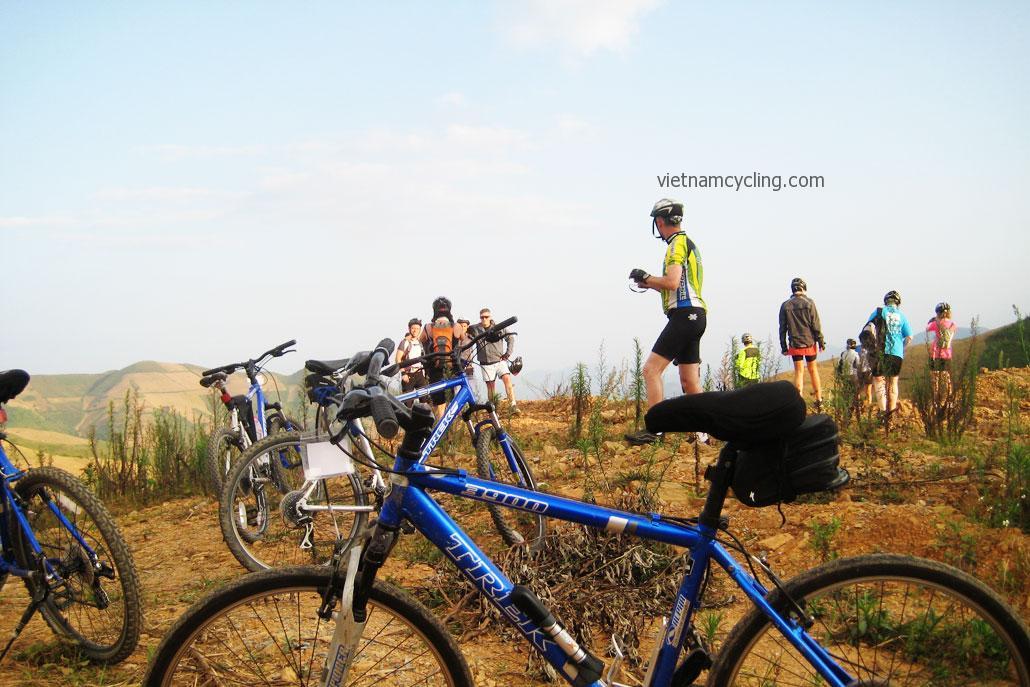 biking northwest vietnam